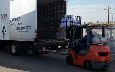 Say Cargo Express Online Shipment Tracking and Technology Update!