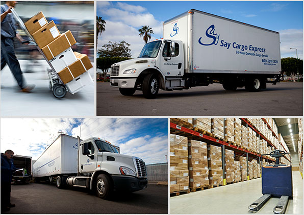 About Say Cargo Express