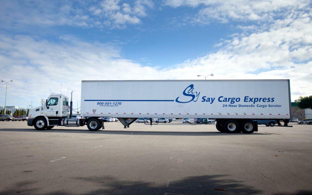 Alert! New Website for SayCargo.com Coming Soon!
