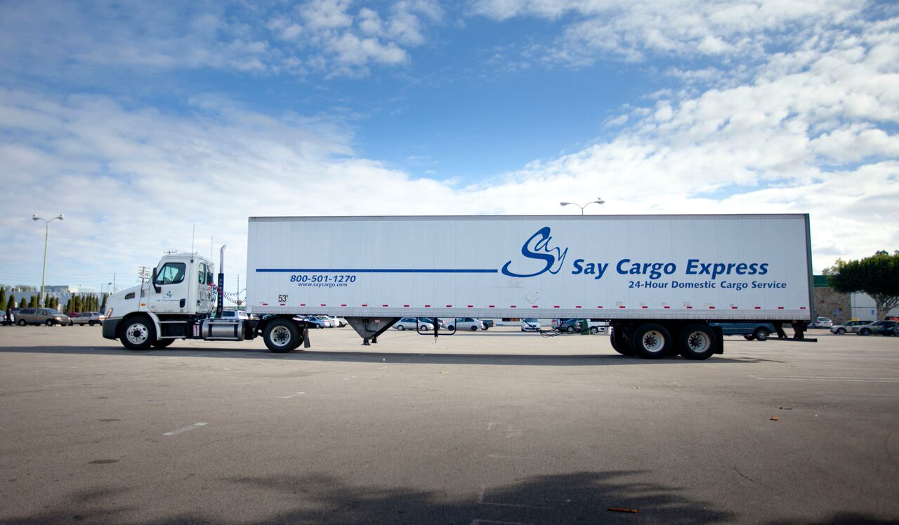 Say Cargo Express Truck