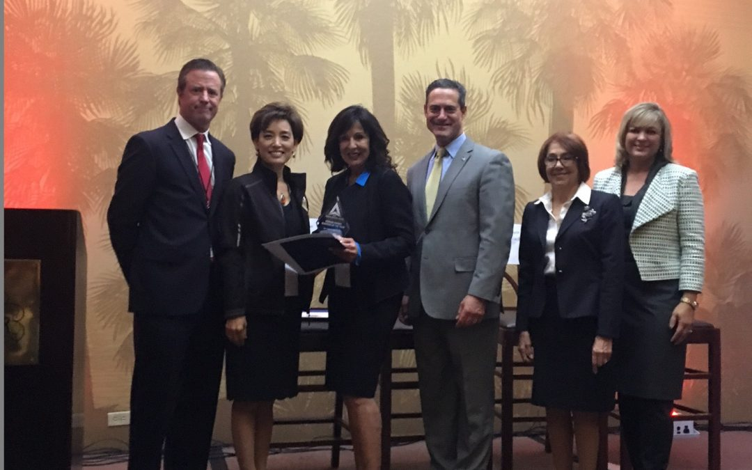 Say Cargo Express Awarded Woman Owned Business of the Year 2016 by the Anaheim Chamber of Commerce!