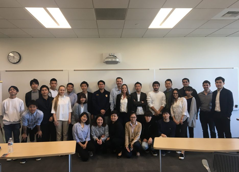 Say Cargo Express Truly Inspired by UCI Student's Integrated Marketing Plans!